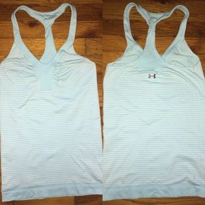 Under Armour Fitted Work Out Tank